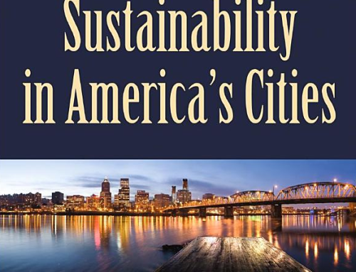 Sustainable American Cities [Giveaway]