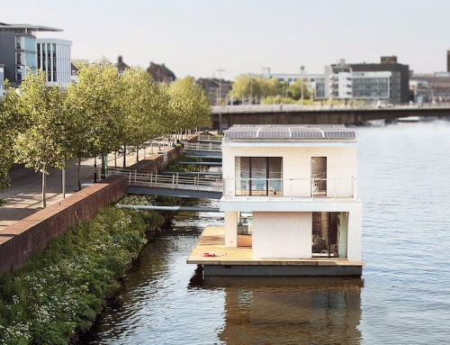 Autarkhome: Sustainable Floating Passivhaus