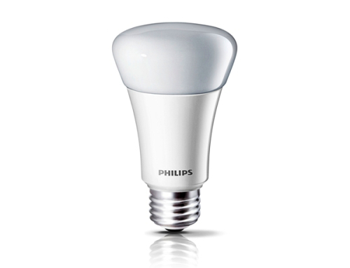 Philips Has a New A-19 LED Bulb Design