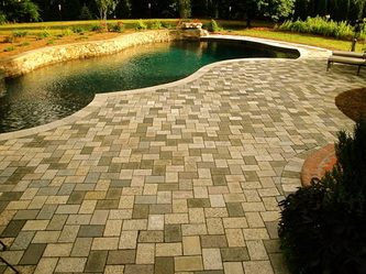 Green building products materials pavers