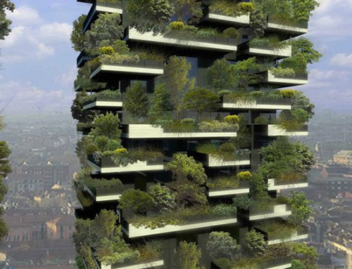 Milan's Bosco Verticale On Track to Become World's First Vertical Forest