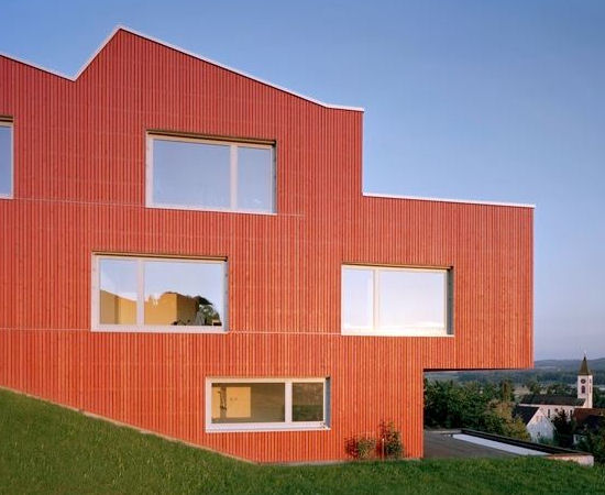Usslingen-Switzerland-Pre-Fab-Home