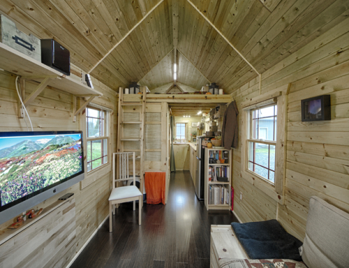 Tiny Tack House Transforms Tacks into Tiny Home Movement Advocates