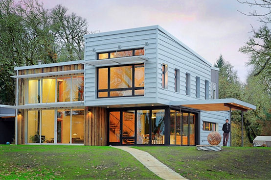 Certified-Passive-House-in-Oregon
