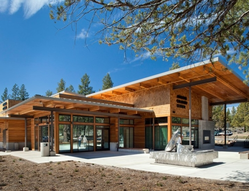 Culinary Center Combines Community Focus with Sustainability to be Certified EA Gold