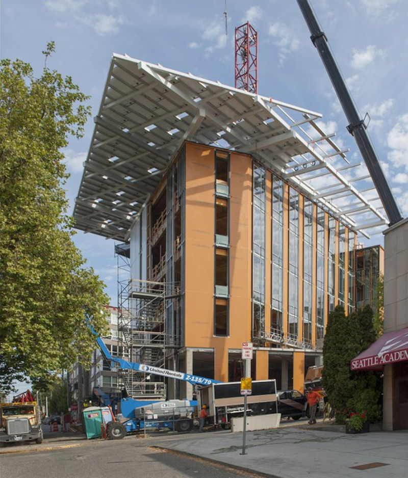 The World's Greenest Commercial Building