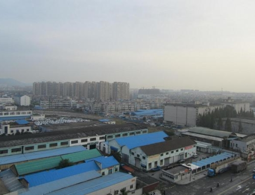 Chinese Government Requiring Buildings to Meet New Green Standards by 2015