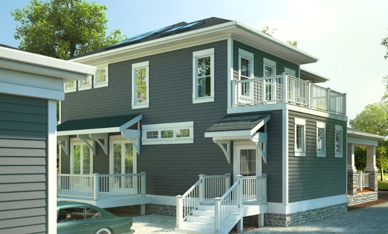 Jetson green missouri smith residence is first active for Home plans usa