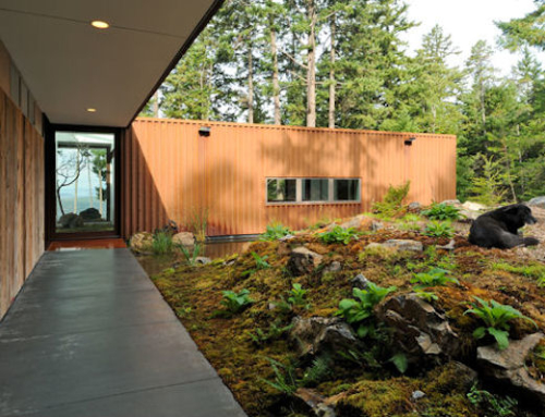 Eagle Ridge Does Much with Little and Wins 2013 AIA Housing Award