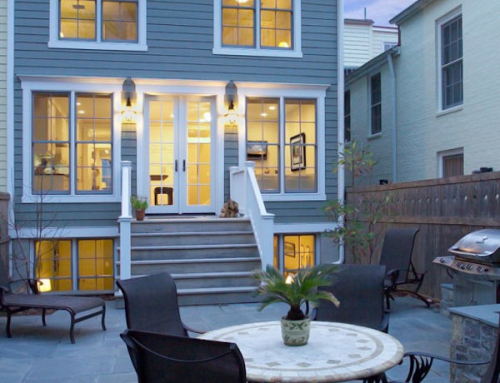 Georgetown Rowhouse Renovation Becomes LEED Platinum Showpiece