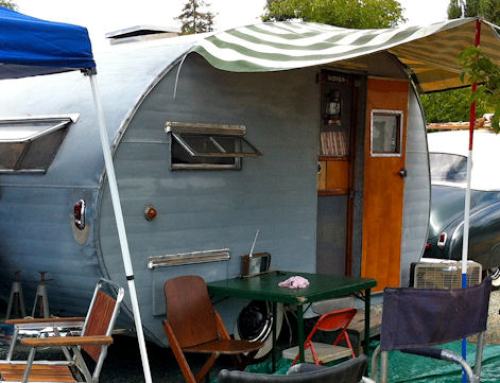 TrailerFest 2013 Showcases Vintage Camper Trailers