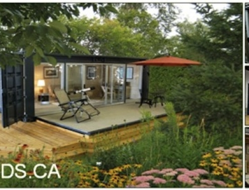 Jetson green student housing made from shipping containers - Ecopod container home ...