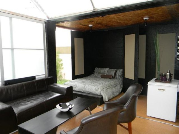 Container Home Interior