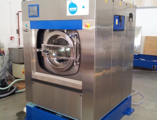 A New Type of Washing Machine Cuts Water Use by 70%