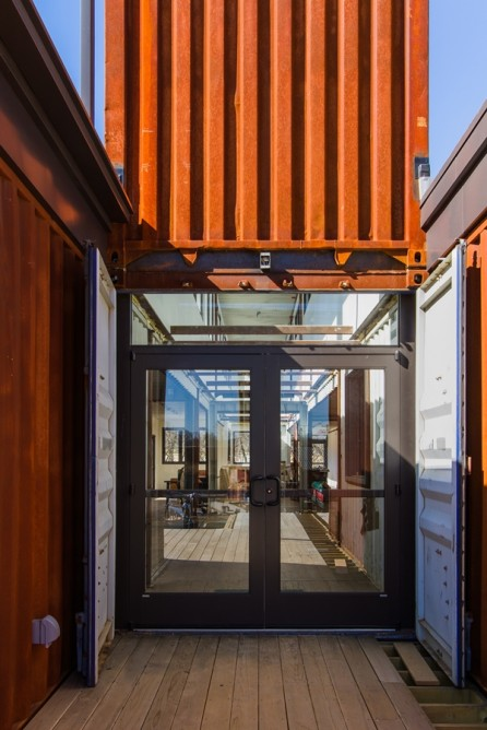 Jetson Green Shipping Container Restaurant Will Soon