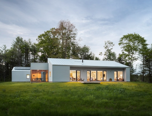 Modern Passive House