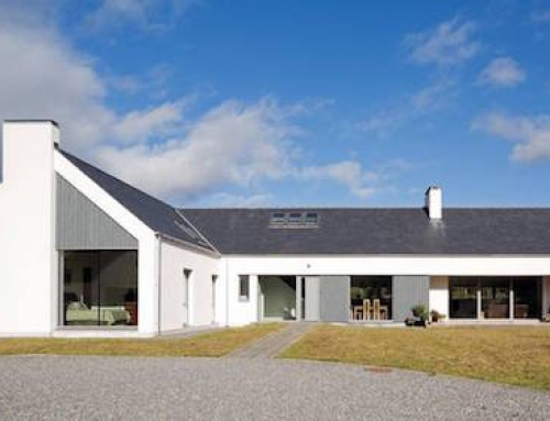 Gorgeous and Light-Filled Passive House