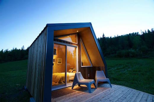 Jetson Green A Well Insulated Tiny Cabin