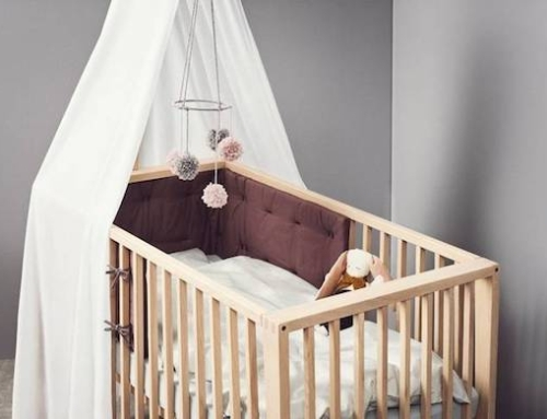 Transformer Crib That Grows With Your Child